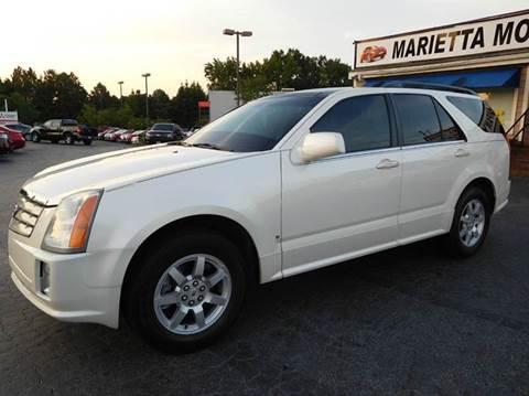 2007 Cadillac SRX for sale in Marietta, GA