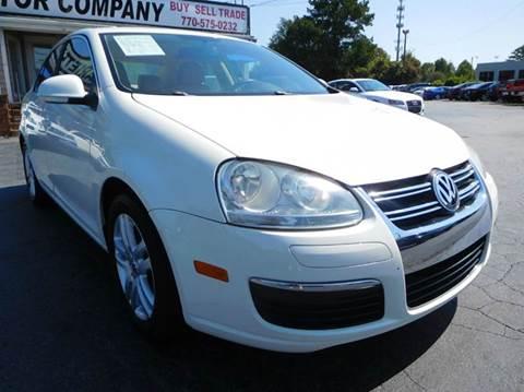 2007 Volkswagen Jetta for sale in Marietta, GA