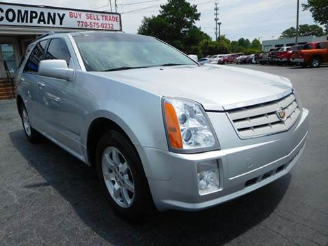 2009 Cadillac SRX for sale in Marietta, GA
