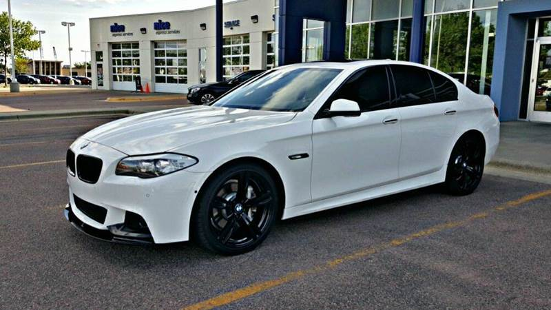 2013 Bmw 5 Series Awd 535i Xdrive 4dr Sedan In Snellville