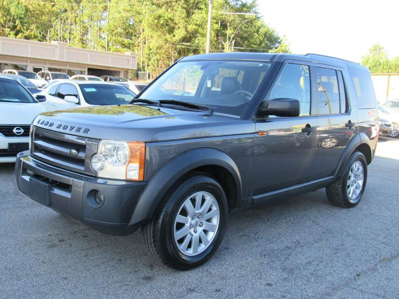 2005 land rover lr3 se 4wd 4dr suv in snellville ga. Black Bedroom Furniture Sets. Home Design Ideas