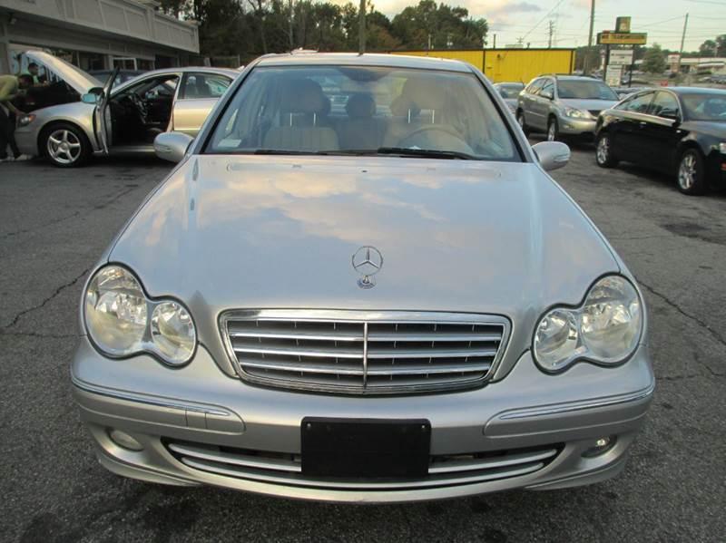2007 mercedes benz c class c280 luxury 4matic awd 4dr for 2007 mercedes benz e350 recalls