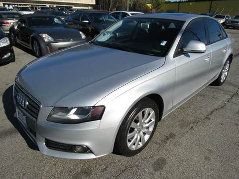 2009 Audi A4 for sale in Snellville, GA