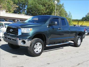 2007 Toyota Tundra for sale in Snellville, GA