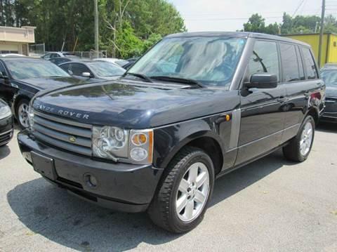 2005 Land Rover Range Rover for sale in Snellville, GA