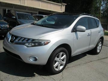 2009 nissan murano for sale georgia. Black Bedroom Furniture Sets. Home Design Ideas