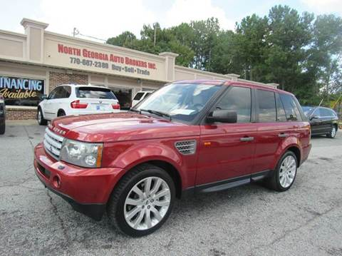 2006 Land Rover Range Rover Sport for sale in Snellville, GA