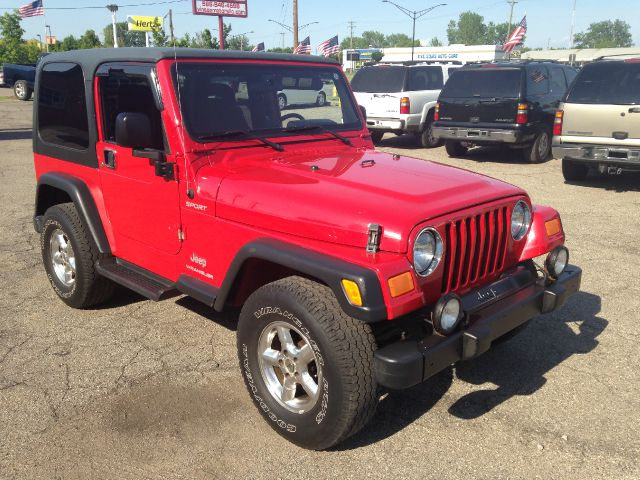 2003 jeep wrangler for sale in clinton township mi. Cars Review. Best American Auto & Cars Review