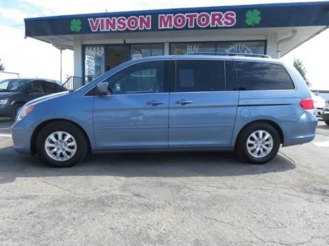 2010 Honda Odyssey for sale in Clinton Township, MI