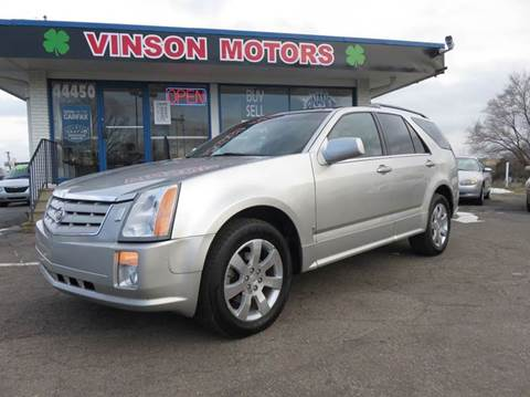 2007 Cadillac SRX for sale in Clinton Township, MI