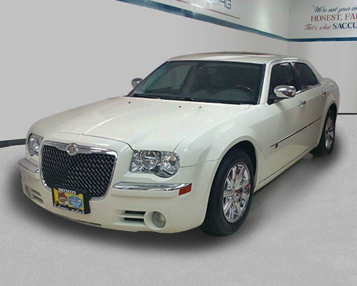 2009 chrysler 300 c hemi 4dr sedan in schaumburg il saccucci 39 s of schaumburg. Black Bedroom Furniture Sets. Home Design Ideas