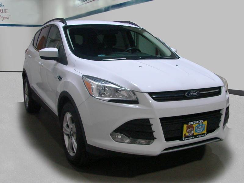 2014 ford escape se 4dr suv in schaumburg il saccucci 39 s. Black Bedroom Furniture Sets. Home Design Ideas