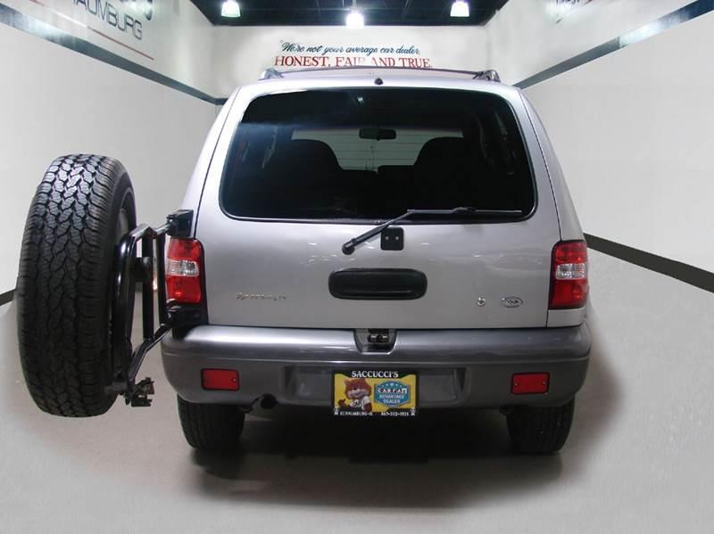 2002 Kia Sportage Base 2WD 4dr SUV - Schaumburg IL