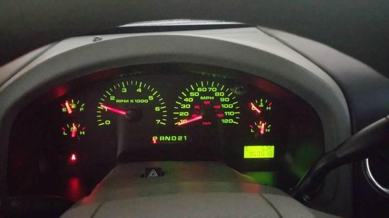2005 ford f150 xlt interior