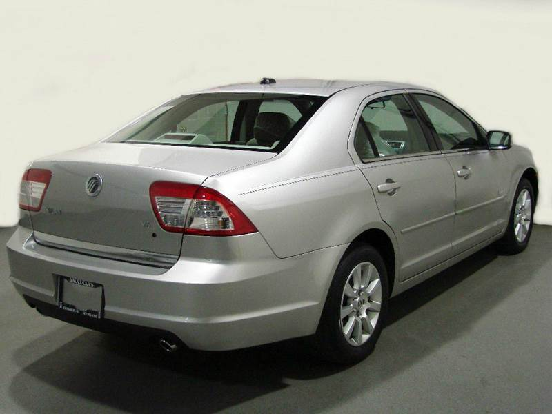 2007 Mercury Milan V6 4dr Sedan - Schaumburg IL