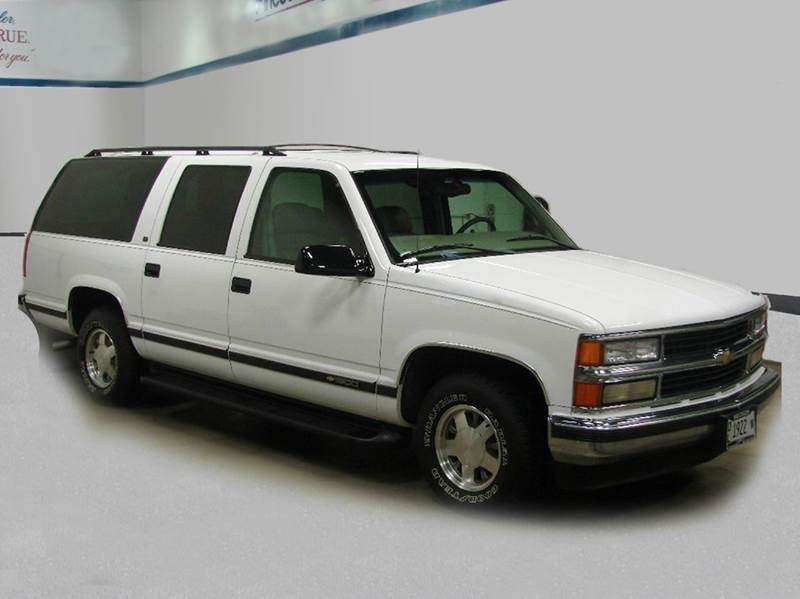 1999 chevrolet suburban c1500 lt 4dr suv in schaumburg il. Black Bedroom Furniture Sets. Home Design Ideas