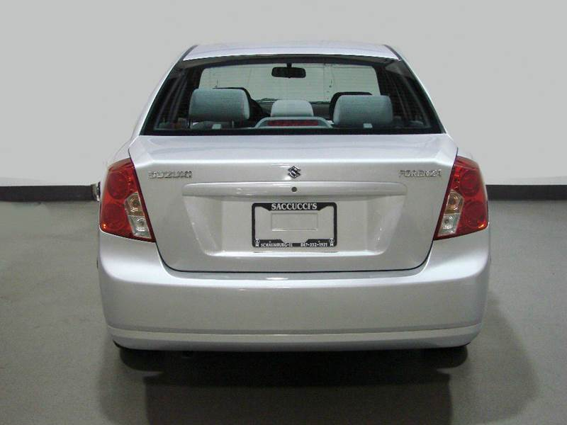 2008 Suzuki Forenza 4dr Sedan w/Convenience Package (2L I4 4A) - Schaumburg IL