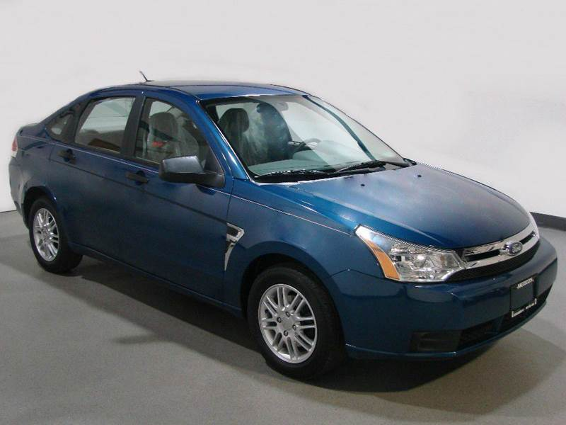 2008 Ford Focus SE 4dr Sedan - Schaumburg IL