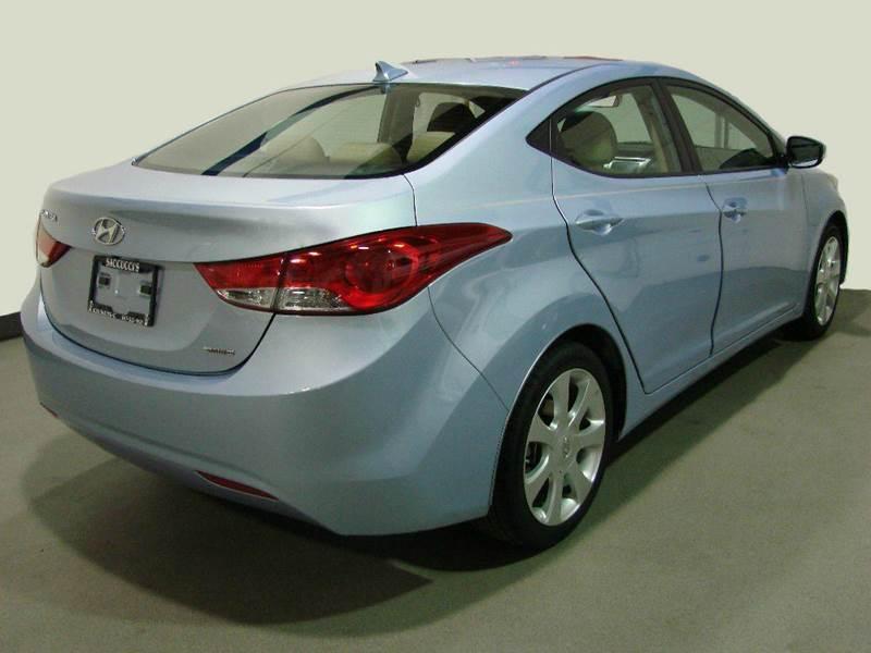 2011 Hyundai Elantra Limited 4dr Sedan - Schaumburg IL