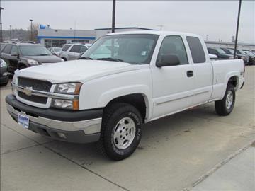 2004 Chevrolet Silverado 1500 for sale in Denison, IA