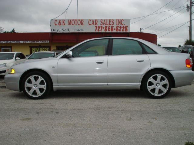 used 2000 audi s4 quattro awd 4dr turbo in hudson fl at c