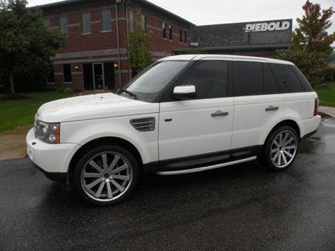 land rover range rover sport for sale ohio. Black Bedroom Furniture Sets. Home Design Ideas