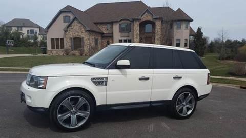 2010 Land Rover Range Rover Sport For Sale in Ohio - Carsforsale.com®