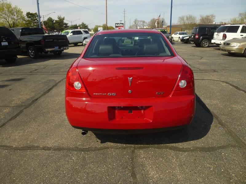 2006 Pontiac G6 GT 4dr Sedan - Clinton Township MI