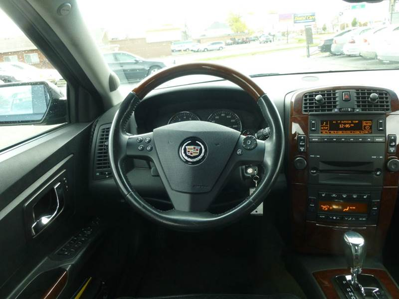 2007 Cadillac CTS Sport 4dr Sedan - Clinton Township MI