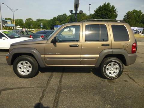 2002 Jeep Liberty