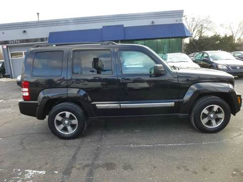 used jeep liberty for sale clinton township mi. Black Bedroom Furniture Sets. Home Design Ideas
