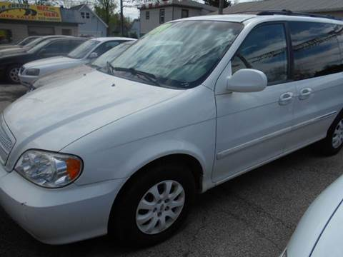 2005 Kia Sedona for sale in Terre Haute, IN