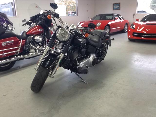 2010 Harley-Davidson Fatboy