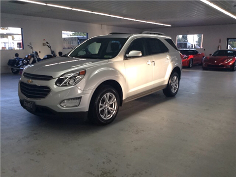 2016 Chevrolet Equinox for sale in Fayetteville, PA