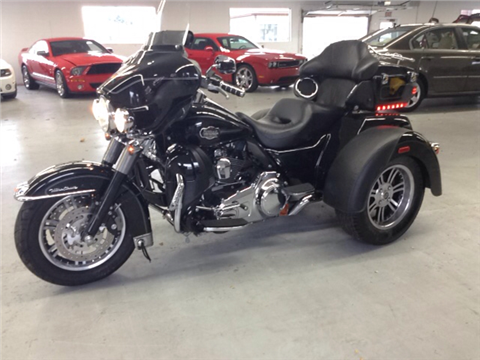 2010 Harley-Davidson Ultra Classic Electra Glide Tr
