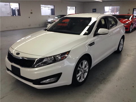 2012 Kia Optima for sale in Fayetteville, PA