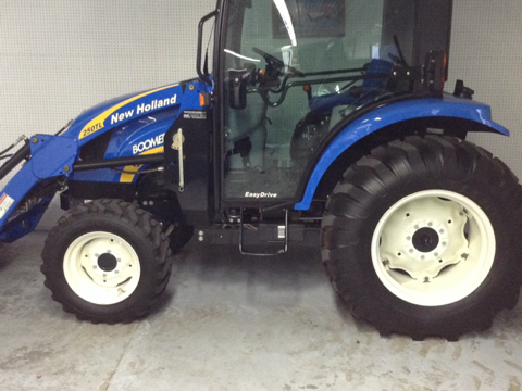 2010 New Holland Boomer