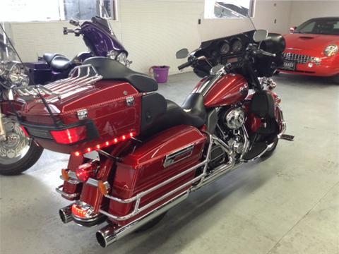2013 Harley-Davidson Ultra Clic Electra Glide for sale in Fayetteville,