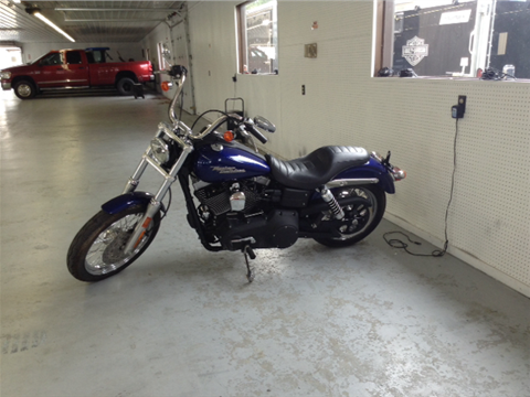 2006 Harley-Davidson Sportbob