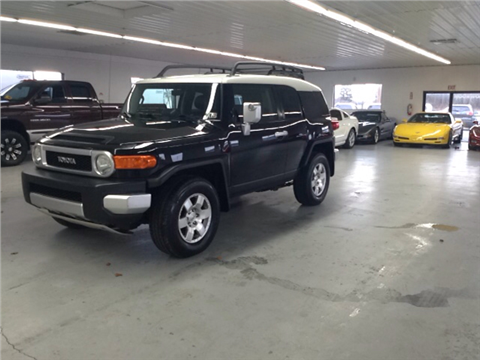 2007 Toyota FJ Cruiser for sale in Fayetteville, PA