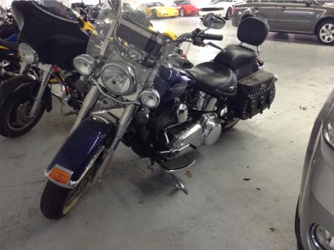 2007 Harley-Davidson Heritage Softail