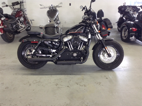 2012 Harley-Davidson Fourty-Eight