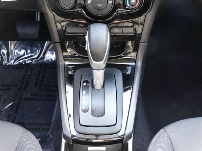 2016 Ford Fiesta SE 4dr Sedan - Hayward CA