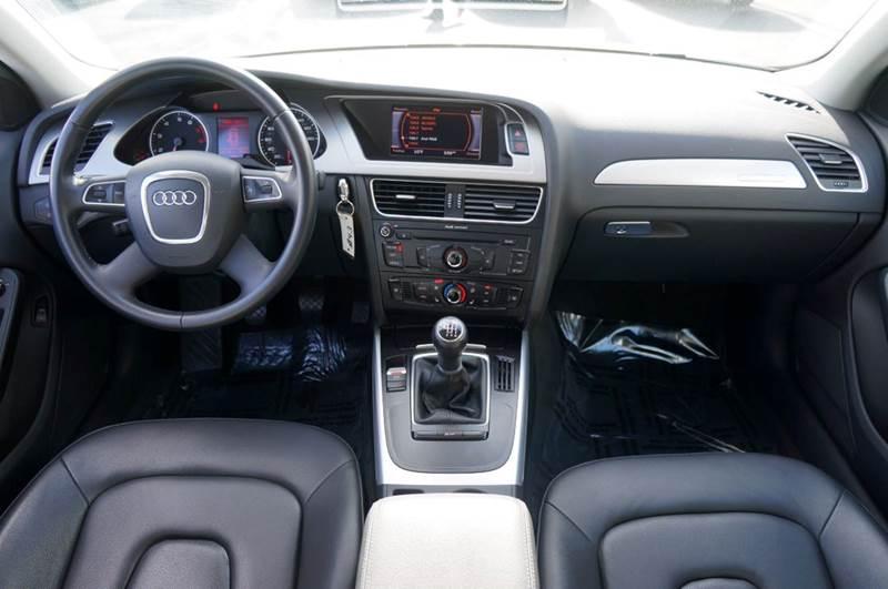 2012 Audi A4 2.0T quattro Premium AWD 4dr Sedan 6M - Hayward CA