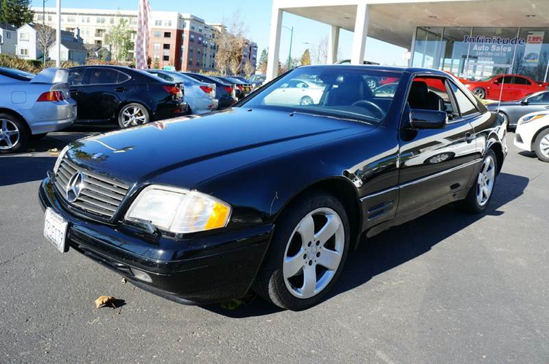 1998 mercedes benz sl class sl500 2dr convertible in for 1998 mercedes benz sl500