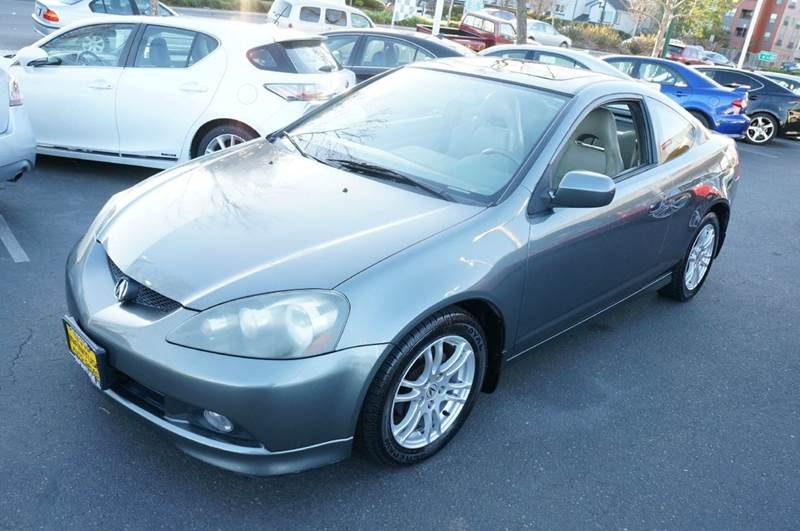 2005 Acura RSX w/Leather 2dr Hatchback w/Leather - Hayward CA