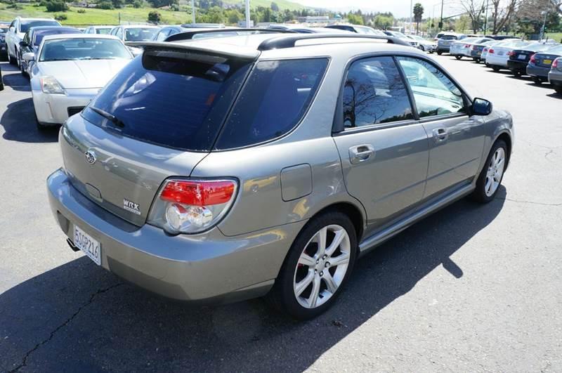 2006 Subaru Impreza AWD WRX 4dr Wagon - Hayward CA