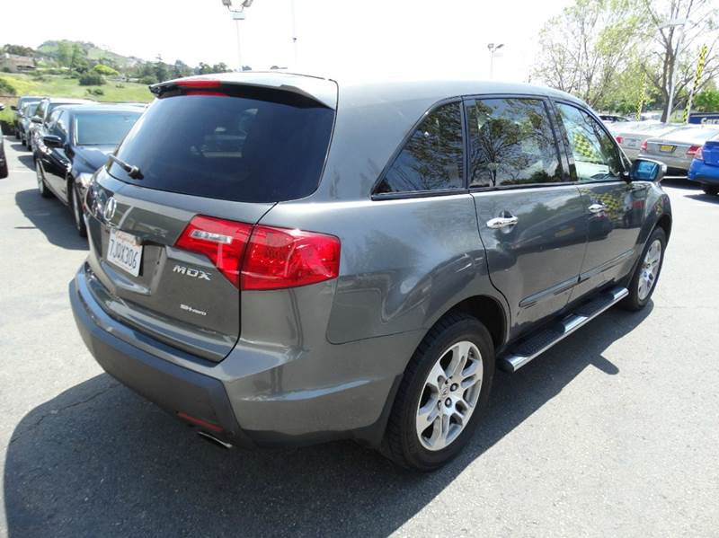 2007 Acura MDX SH-AWD w/Tech w/RES 4dr SUV w/Technology and Entertainment Package - Hayward CA