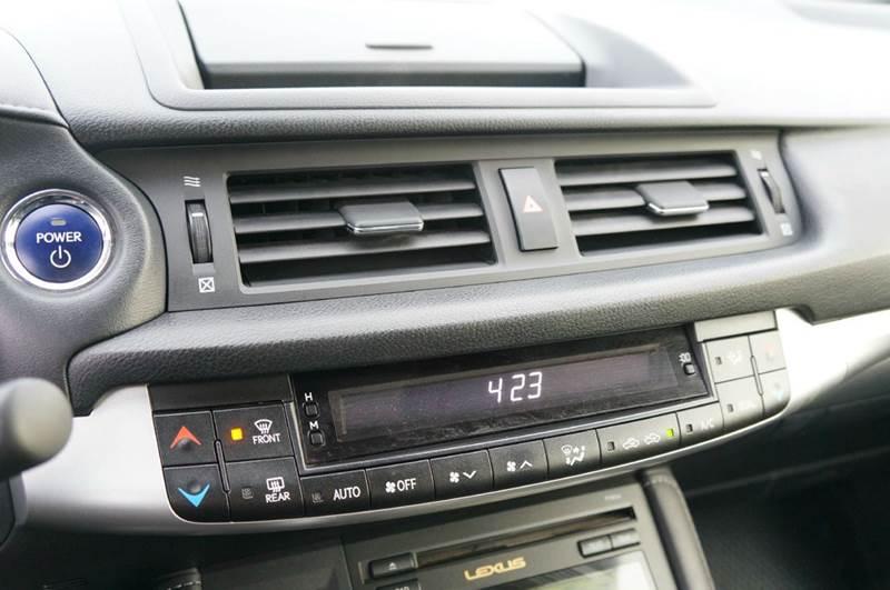2012 Lexus CT 200h Premium 4dr Hatchback - Hayward CA