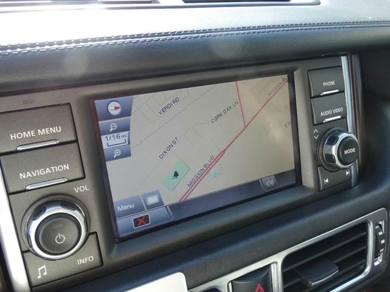 2010 Land Rover Range Rover HSE 4x4 4dr SUV - Hayward CA